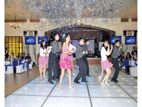 Pistas de baile