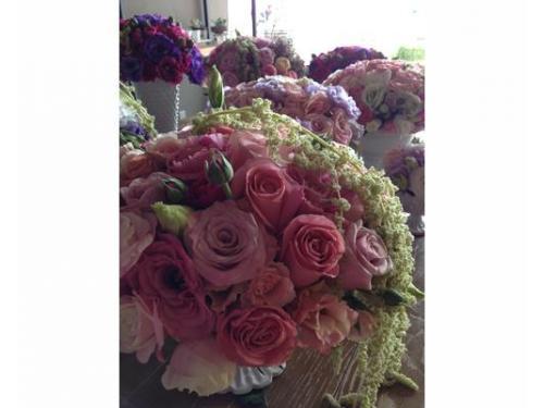 Elige las flores en tu mesa