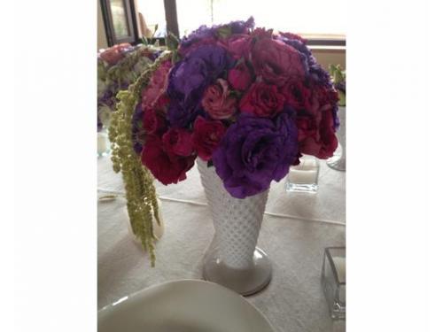 Flores naturales en tu boda