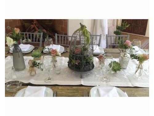 Expertos en decoración floral
