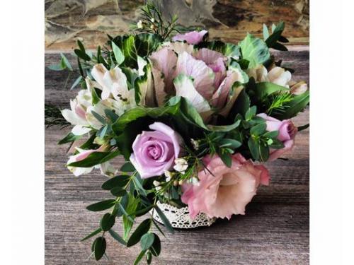 Sólo las mejores flores en tu mesa