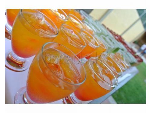 Deliciosas bebidas para tus invitados