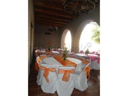 Terraza para bodas