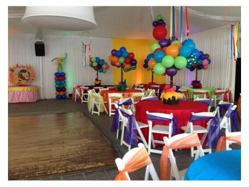 Color en tu evento