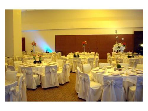 El banquete de tu boda en blanco