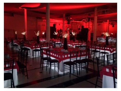Exclente salón para bodas