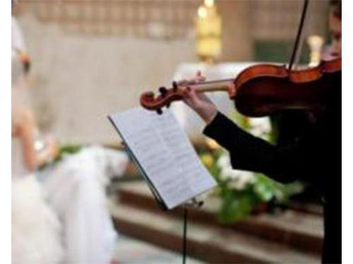 Música para la ceremonia religiosa
