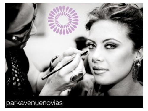 Últimas tendencias en maquillaje de novia visita: www.parkavenuenovias.com
