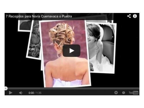 Visita nuestros videos en park avenue novias