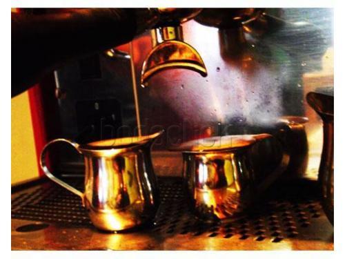 Barra de café gourmet