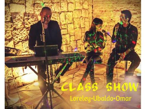 Grupo class show