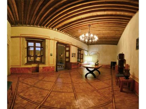 Interiores de casa del corregidor
