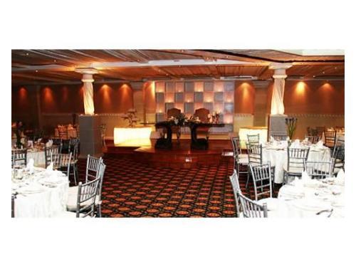 Salón amplio para todos tus invitados