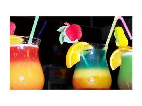 Ricas bebidas