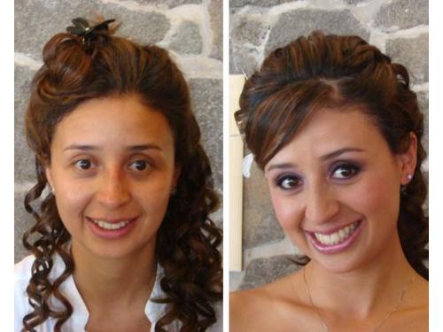 El maquillaje y peinado ideal para ti