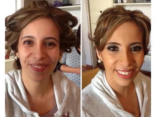 El peinado y maquillaje perfecto