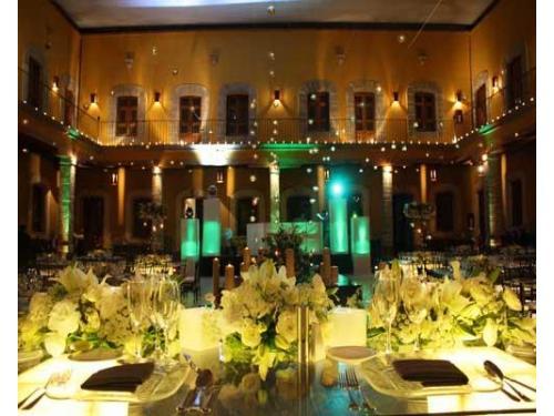 Iluminación perfecta para tu evento