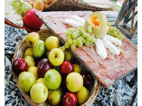 Frutas para quesos