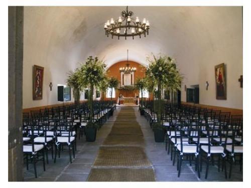 Capilla para tu boda