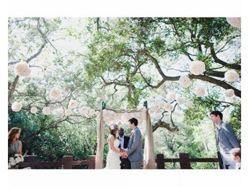 Tu boda en jardín nuevo amanecer