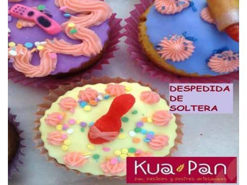 Cupcake de fondant