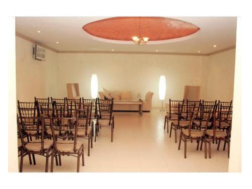 Espacios para la ceremonia religiosa