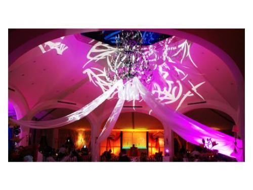 Espectacular iluminación para tu evento