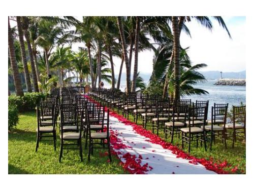 Una ceremonia civil única