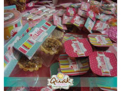 Elige los dulces para tus invitados