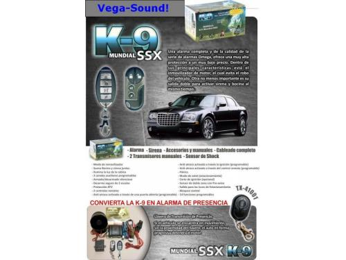 Alarmas Vega-Sound!