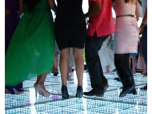 Renta de pistas de baile