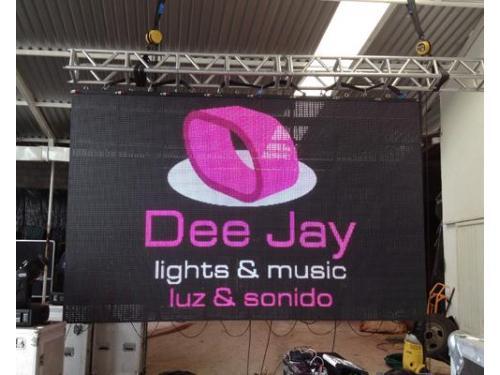 Dee jay luz y sonido