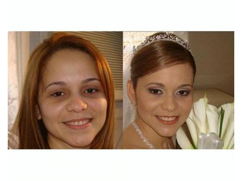 Maquillaje y peinado para tu boda