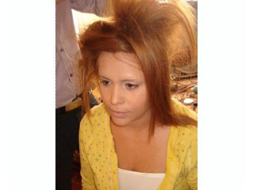 Dando forma al cabello