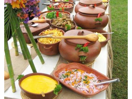 Menú mexicano gourmet