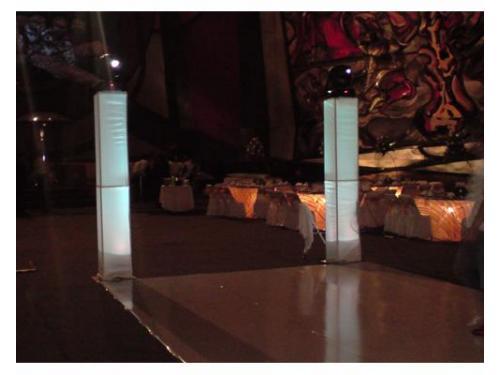 Torres de iluminación robótica