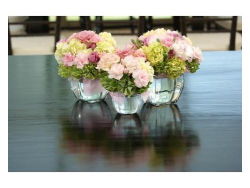 Cristales en tonos rosas hermoso!
