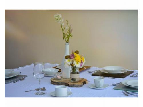 La casa de las flores en tu boda
