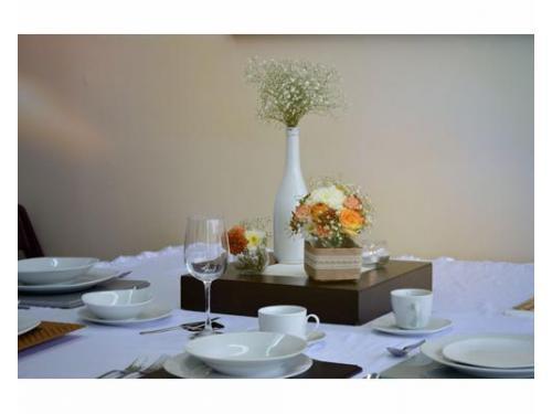 Centros de mesa con estilo
