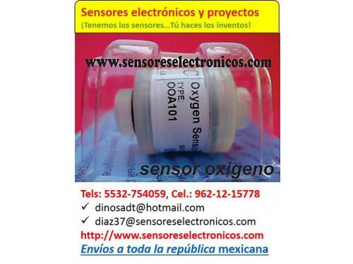 Sensor De Oxigeno. -sensor mexico