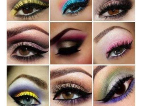 Maquillajes de moda