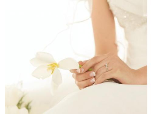 Anillo de la novia