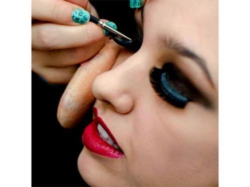 Maquillaje para pasarelas