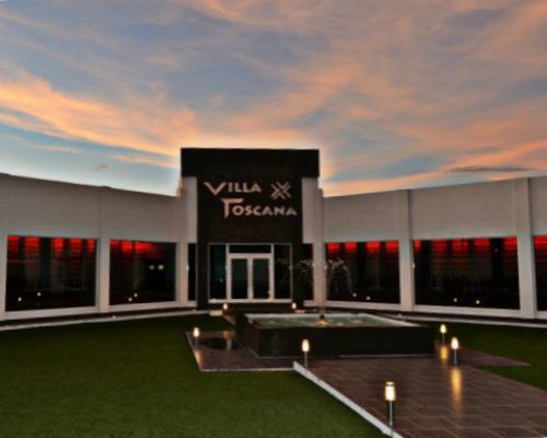 Villa toscana saltillo for Villas toscana