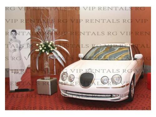 Elegantes automóviles para tu boda