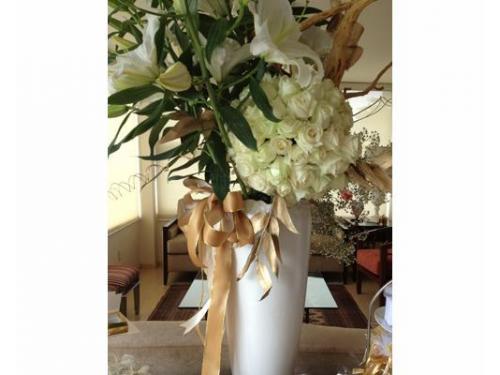 Flores en tu mesa
