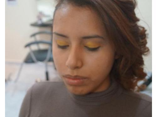 Maquillaje!
