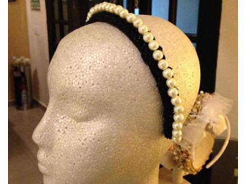 Headband para eventos formales e informales