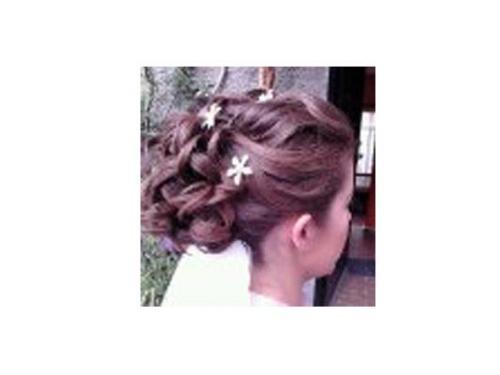 Peinados unicos