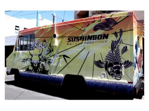 Sushingon food truck